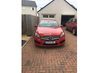 Mercedes a180 AMG Line 64 plate. 1 free service. Extras.