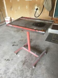 Work tool stand