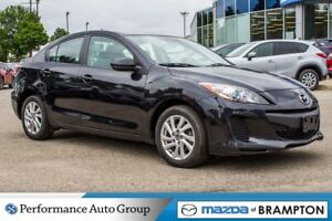 2013 Mazda MAZDA3 GS|BLUETOOTH|HTD SEATS|KEYLESS|BUCKETS|ALLOYS