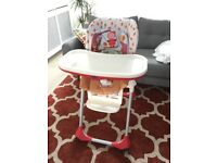 Chicco Polly Easy Baby Highchair
