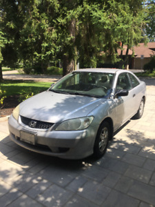 2005 Honda Civic Special Edition Coupe