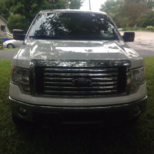 2011 Ford F150 SuperCrew Camionnette