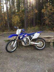 2008 yz250f - Bored to 290