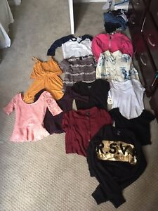 """Women's size xs/s clothing lot """"new condition"""""""
