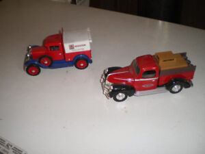 TRUCK COIN BANKS