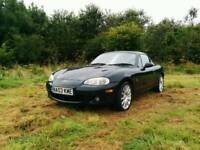 Super rare Mazda MX-5 Montana (1 of 250) 1.8L Sport 13 Months MOT, 2 previous owners, 69K miles