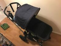 Bugaboo Chameleon 3, three years old. In good condition. Personalized painting on the canvas. £500.