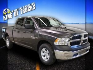 2017 Ram 1500 ST | Locking Tailgate | Auxiliary Outlet | Power L