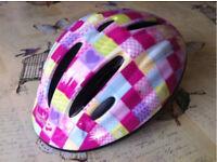 Kids 'Cherry Lane' Bike Helmet (Small)