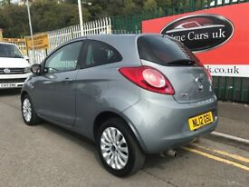 2012 (12 reg) Ford KA 1.3 TDCi Zetec 3dr (start/stop) £20 Tax Turbo Diesel