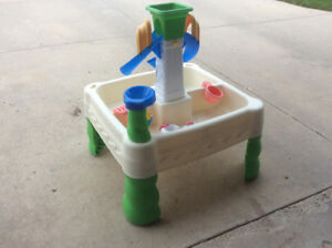 Little Tikes Sand and Water Play Table