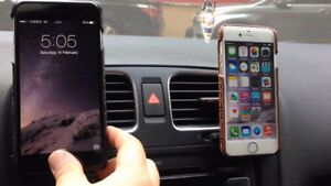 Magnetic Car Air Vent Holder for Cell Phone and GPS