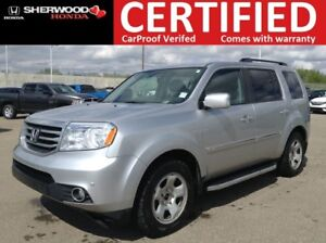 2013 Honda Pilot Touring 4x4 | NAV | DVD | Heated Leather