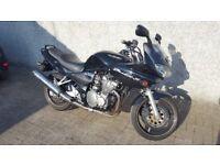 Suzuki Bandit 600S 2001 (Y). Only 18524 Miles.