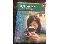GCSE AQA SCIENCE BUNDLE OF BOOKS (FULL PACK)