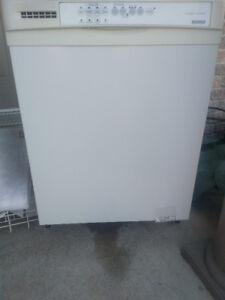 Dishwasher - well used but works