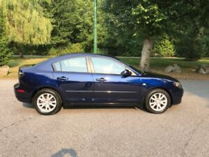 2009 Mazda Mazda3 GS  **1 owner ** Mazda Serviced ** Records