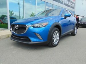 2016 Mazda CX-3 GS AUT AC CUIR TOIT LEATHER AND ROOF FWD