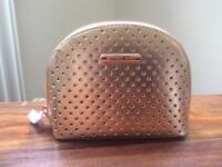 Genuine Brand New Michael Kors Cosmetic Bag