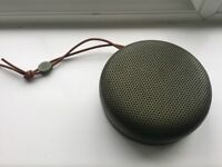 B&O - Bang & Olufsen Beoplay A1 Compact Portable Wireless Bluetooth Speaker
