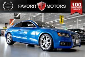 2009 Audi S5 Coupe 4.2L V-8 QUATTRO | MANUAL | NAV | BACK CAM