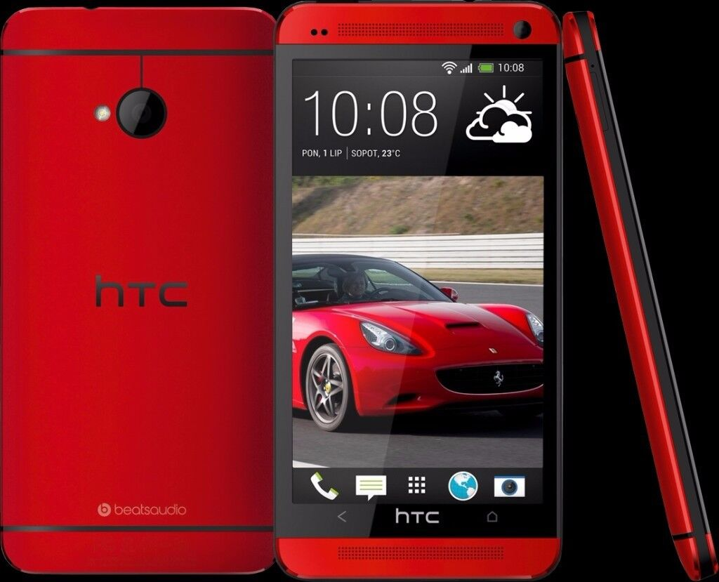 NEW HTC One M7 32GB Quad Core Unlocked Smartphone Android Mobile Phone Redin Newham, LondonGumtree - BRAND NEW HTC ONE M7 32 GB RED UNLOCKED TO ANY UK NETWORK BUY WITH CONFIDENCE AUTHENTIC UK SELLER I HAVE STOCK. 10 MOBILE