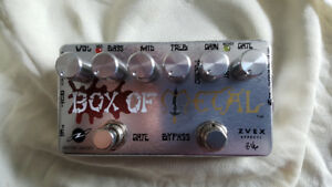Box of Metal effects Brand New