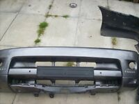 2011 Range Rover Sport Front & Rear Bumper, Spoiler,Grill-Side Vents front tow eye cover