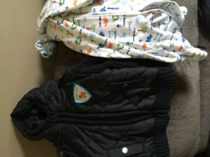 Boys size 3-6 months