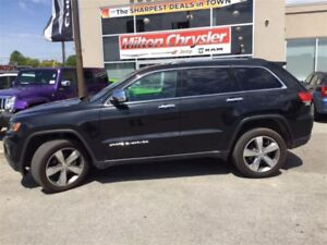 2016 Jeep Grand Cherokee LIMITED|8.4