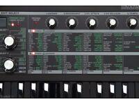 Korg MicroKorg Analogue Modelling Synthesizer with Vocoder