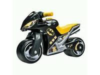 Molto Cross Premium Batman Ride-On