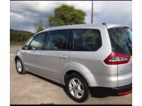 Ford Galaxy 2012 Zetec low mileage service history Pco / Uber ready excellent condition