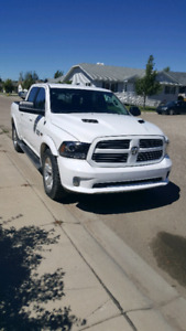 2014 Dodge Ram Sport 1500 Fully Loaded Crew Cab