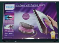 PerfectCare Compact Steam Generator Iron with 280g steam boost