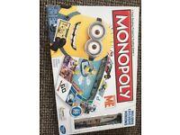 Minions Monopoly