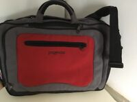 New JansSport Expandable Laptop Bag (w/Free Delivery*)