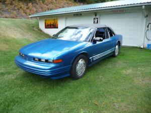 1992 Olds Cutlass Supreme Convertible