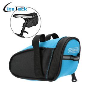 Roswheel Outdoor Cycling Mountain Bike Bags Bicycle Saddle Bag