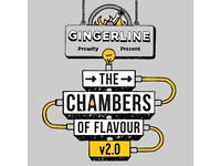 Chambers of Flavour 2 Tickets (5th August 2017)