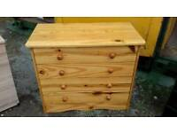 Pine chest of drawers / other furniture for sale