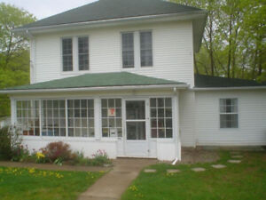 Kentville 4 bdrm House for sale with double serviced lot