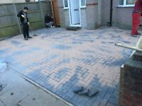 Fencing driveway patio slabing natural turf artificial turf levelling brick or block work