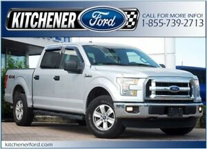 2015 Ford F-150 XLT 4WD/SIRIUS/PWR LOCKS&WINDOWS/GREAT CONDIT...