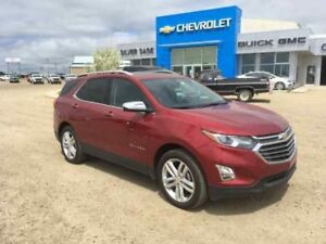 All New 2018 Chevrolet Equinox Premier AWD - Top Trim Level