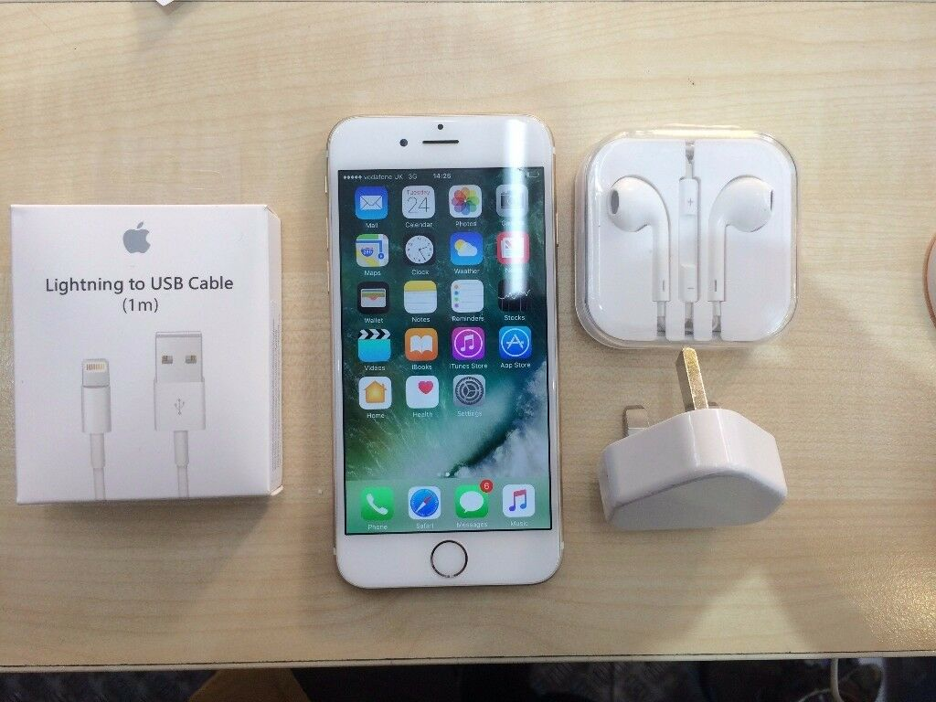 IPHONE 6 GOLDD/ VISIT MY SHOPUNLOCKED16 GB/ GRADE BWARRANTYRECEIPTin Manor Park, LondonGumtree - IPHONE 6 GOLD, UNLOCKED and Grade B condition. This phone working perfectly and has the memory of 16 GB. The phone have some scratches. COMES WITH WARRANTY. VISIT MY SHOP. 556 ROMFORD ROAD E12 5AF METRO TECH LTD. (Right next to Wood grange Overground...