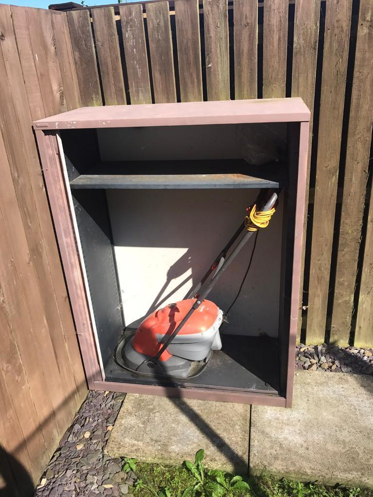 Free cabinet and free lawnmowerin Durham, County DurhamGumtree - Free cabinet use for garden or scrap metal, lawnmower works but doesnt cut very deep