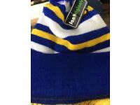 Brand new with tags Leeds united hat