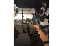 Bench Press w/ 110kg weights