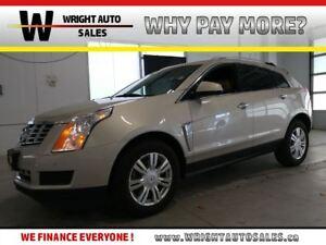 2014 Cadillac SRX LUXURY| AWD| LEATHER| SUNROOF| 104,845KMS